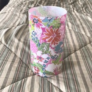 Lilly Pulitzer for Target Glass Lantern